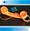Anti-radiation retro phone handset