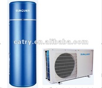 Household Heat Pump Water Heater with DOUBLE EVAPORATER
