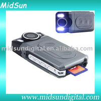 car camera video recorder With Laser Indication Light +Vehicle DVR