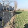 "95"" high Twisted Woven Wire Fence"