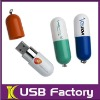 New pill christmas usb factory direct selling with LOGO free