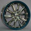 "Amazing designed alloy auto wheels rims 20"" 22"" and 24"""