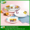 Modern design rectangular dinner sets