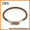 Fashion Jewelry Braided Bracelet Personalized Leather Bracelets