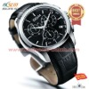 trendy leather band men sport watches 2012