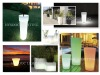 LED flower pot stand