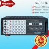 150W Stereo Karaoke Amplifier Support USB/SD Card