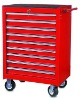 9 Drawer Rolling Tool Trolley for Industrial Storage
