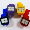 2012 new silicon strap kimio watches