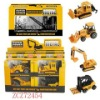 Die-cast engineering alloy constuction car ZCZ72454
