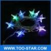 Hot selling LED Christmas Tree USB computer LED decorate light 8pcs 7 colors change LED