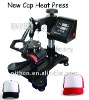 cap plate t shirt combo heat press machine