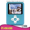 3th gen music MP4 Player with FM(PY-418-093)