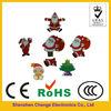 Custom logo gift promotion christmas usb flash drive