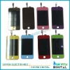 colorful touch screen for ipod touch 4