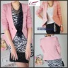 Girl sweet good fashion suit jacket apparel and fashion