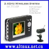New 2.4g Wireless DVR Camera Recorder SN80