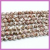YG72 Fire Agate Gemstone Beads
