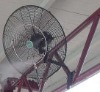 26'' 30'' high pressure wall mist fan