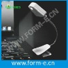 Mini Flexible clip-on LED reading lamp