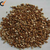 Minerals exfoliated golden vermiculite