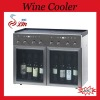 Wine Display Cooler for 8 bottles with EU plug