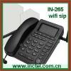 voip 5 sip enabled WiFi Sip Desktop Phone