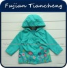 spring fashion girl's baby clothing