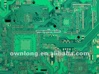 ROHS MULTILAYER HAL PCB