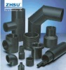 ISO14001 PE Water Pipe For Water Supply System