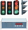 44 outputs Solar wireless traffic signal controller