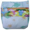 Ultra Thin Grade A Baby Diaper