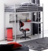 2012 Mordern style!!!Safe loft bed with study desk