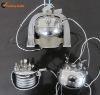 Espresso coffee machine steam boiler