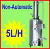 Electrothermal Stainless water distiller Distilled water purifier Machine 5L/H
