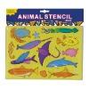 18160375:animal stencil