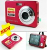"Cheap digital camera DC-K09 with 2.7""LCD 10Mega pixel"