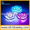 Colorful changing Rose Shaped LED Light