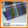 Plaid Designs Yarn Dyed Woven Fabric for Shirts