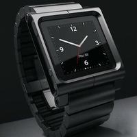 Latest Aluminum Watch band for iPod Nano 6G