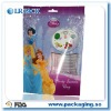 Plastic Food Bag of candy,back sealed seal bag with K-seal,pp bag,pouch,film roll,PVC label