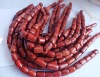 hot on sale !!!free shipping!!12*18cm deep red loose coral is on sale !!!welcome to see