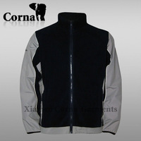 Men outdoor functional warm inner fleece wear