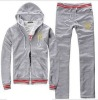 Unisex Cotton Polyester Fleece Jogging Suit