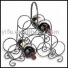 170303 bar table wine rack table top rack