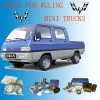 PARTS FOR WULING MINI TRUCKS AND MINI VANS