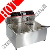 High efficiency!!!Automatic electric fryer