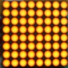 8X8 Yellow-Red LED dot matrix display