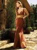 New style bridesmaid dress, BD037