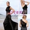 attractive design Evening Dress (T017)